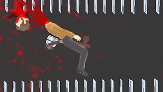 OMG HIS HEAD! (HAPPY WHEELS #69)