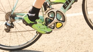 How to pedal like a Pro?