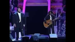 Luciano Pavarotti   Tracy Chapman   Baby Can I Hold You (Live)