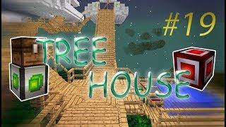 TreeHouse #19 - ОЧЕНЬ АКТУАЛЬНЫЕ ДОПОЛНЕНИЯ (AA) И АПГРЕЙД ДИРИЖАБЛЯ - майнкрафт 1.12.2 с модами