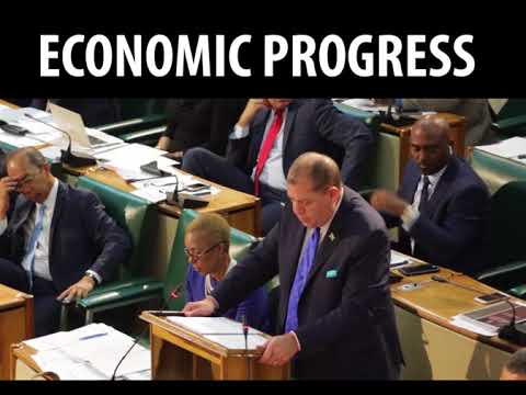 Strong Economic Progress for Jamaica