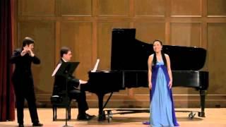 Judy Lim Singing Handel
