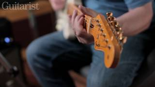 Fender Lost Higway Phaser The PinwheelMTG Tube Distortion Demo