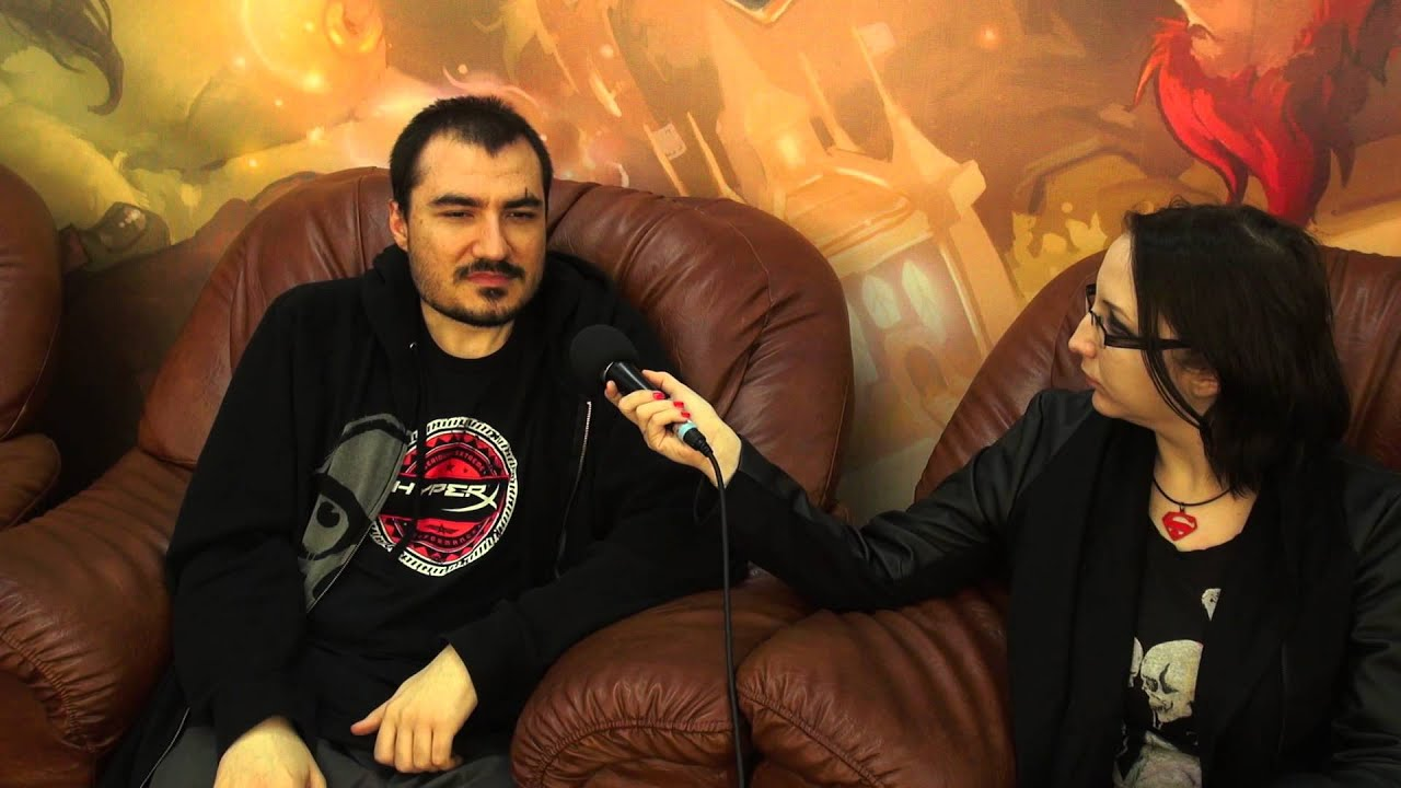 DreamHack Bucharest 2014 - Interview - Octavian