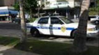 Honolulu police department tribute
