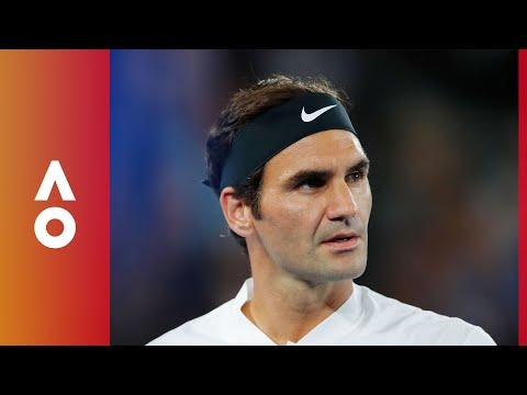 Federer v Čilić: The road to the men's final | Australian Open 2018