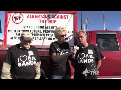 Albertans Against the NDP: How and why it began