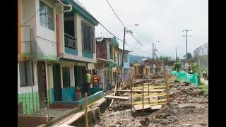 Más de 100 familias en Pereira han sido evacuadas de sus casas por riesgo de desplome