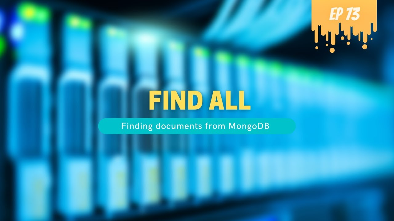 Getting All Documents Using FindAll - MERN Stack
