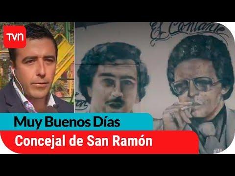 Concejal de San Ramón respondió a vínculos entre narcos y municipalidad | Muy buenos días