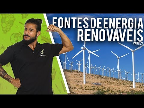 Fontes de Energia Renovável - Geobrasil