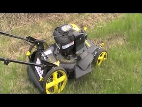 1 Month Update Cordless Kobalt 40 Max Lawn Mower