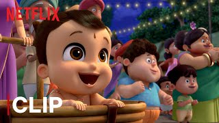 Mighty Little Bheem And Magic | Netflix India