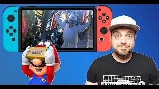 GHOSTBUSTERS Coming to Switch + Smash Ultimate Gets WEIRD NEW MODE?