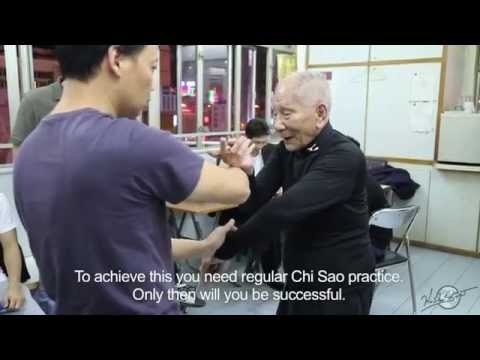 Ip Chun, son of Ip Man - interview for wushusport.tv