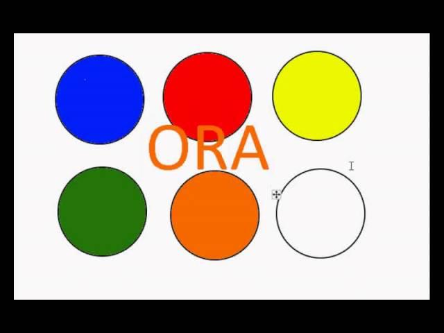 En liten film om färger
