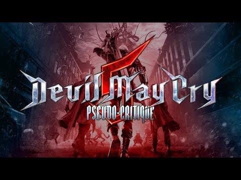 Pseudo-Critique : Devil May Cry 5 thumbnail