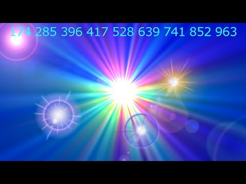 All 9 solfeggio frequencies at once ***EXPERIMENTAL***