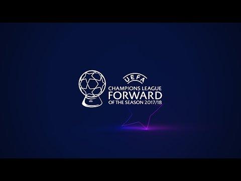 UEFA Champions League FORWARD of the Season 2017/18 shortlist