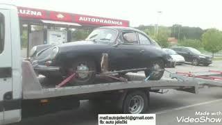 Restoration Porsche 356
