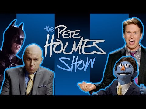"Welcome To ""The Pete Holmes Show"""