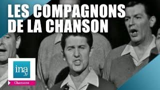 """Les Compagnons De La Chanson """"Mes jeunes années"""" (live officiel) - Archive INA"""