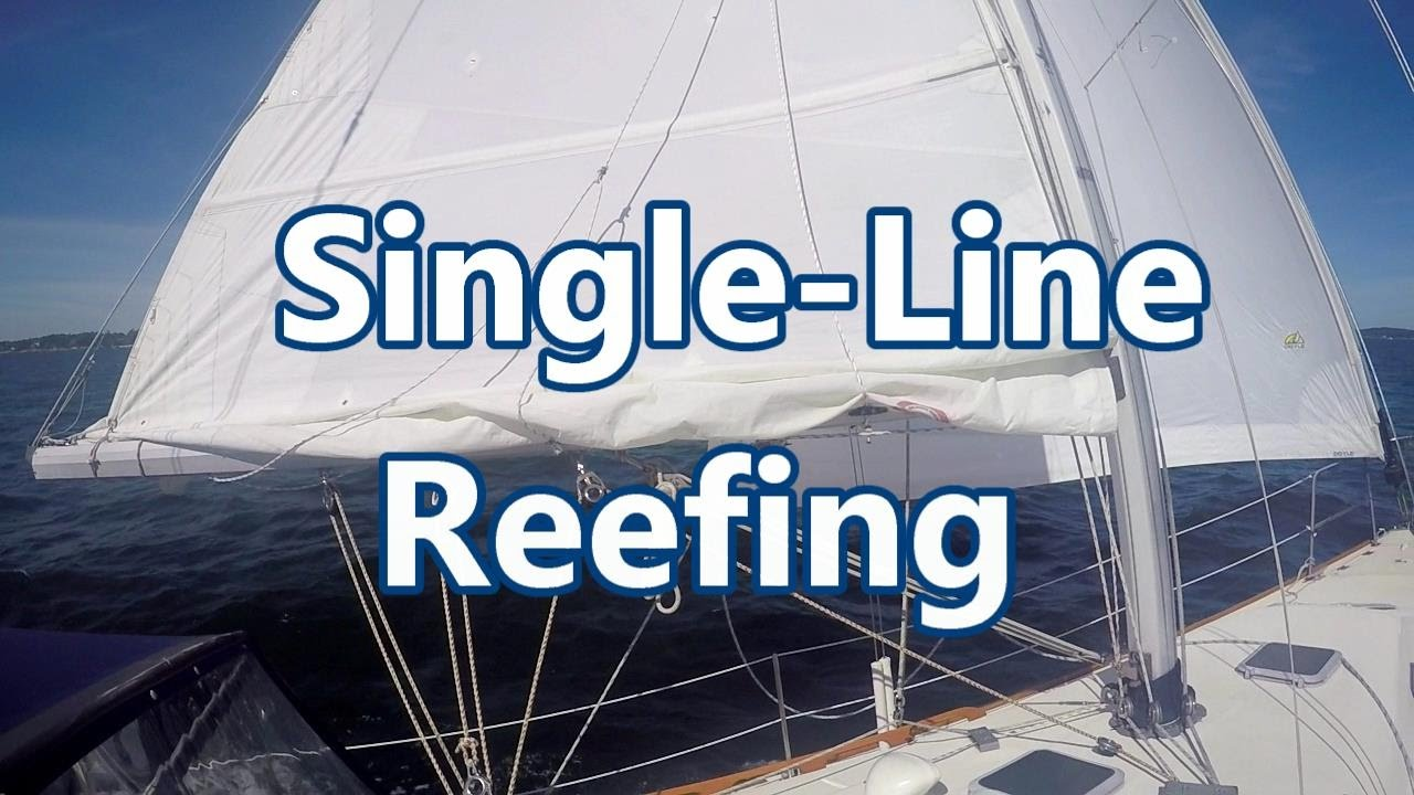 Using a Singleline Reefing System | Sail Fanatics  YouTube