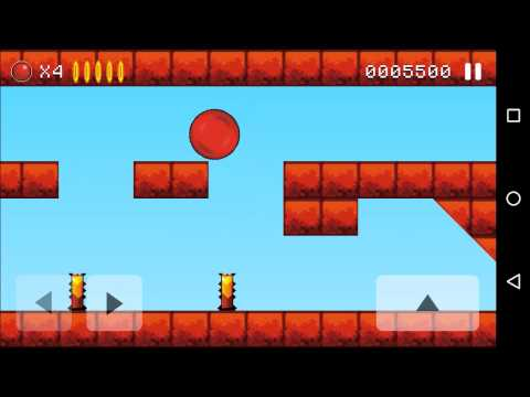 Bounce Original Level 5 Walkthrough