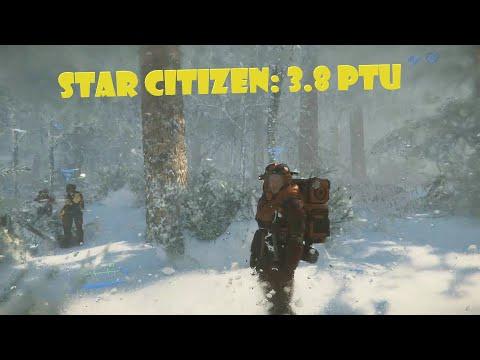 Star Citizen: 3.8 PTU/1 wave - Все на Майкротек