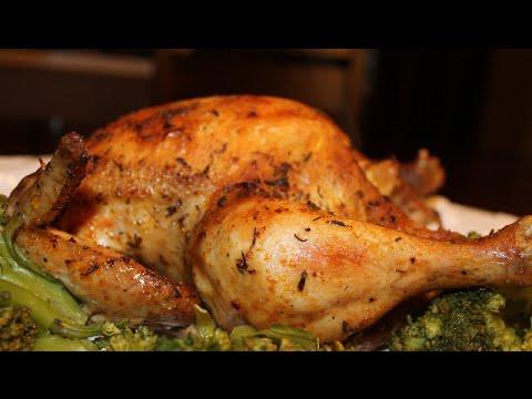 Rotisserie Chicken Marinade