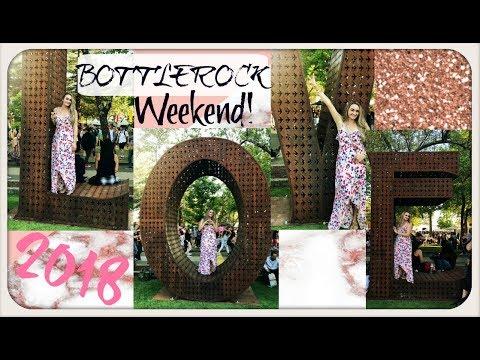 Bottlerock Music Festival Weekend 2018  Highlights
