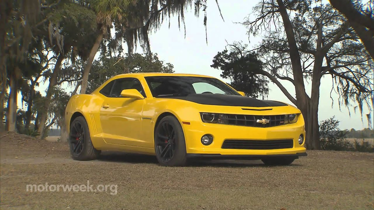 Road Test: 2013 Chevrolet Camaro 1LE - YouTube