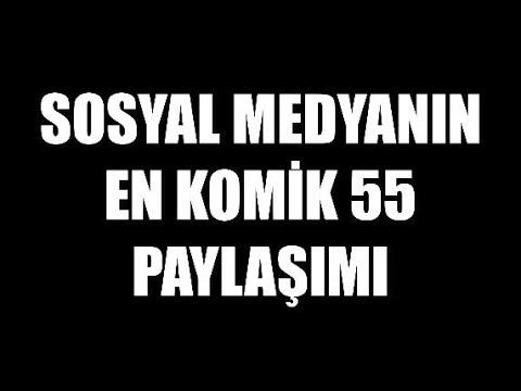 SOSYAL MEDYANIN EN KOMİK 55 PAYLAŞIMI(GÜLMEK GARANTİ!!)