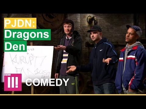 Thumbnail: People Just Do Nothing in the Dragons' Den - BBC