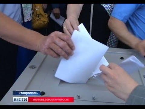 Губернатор Владимир Владимиров идет на выборы