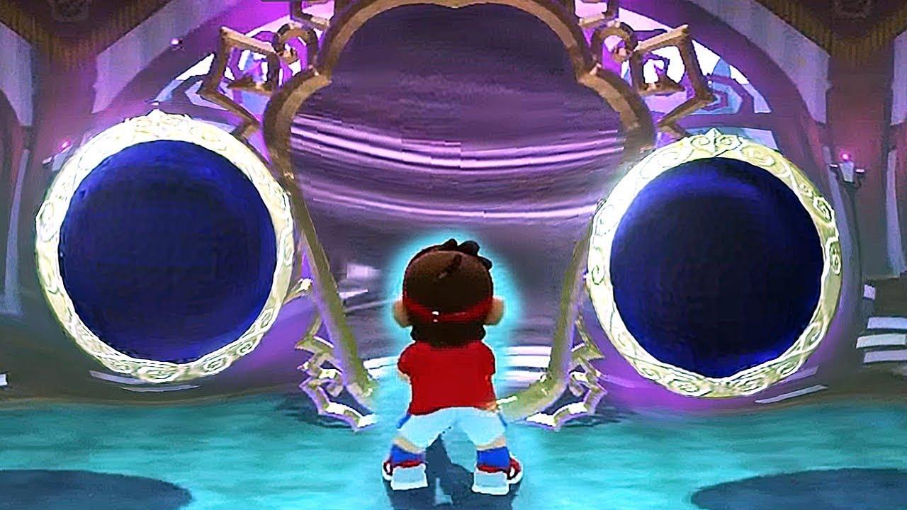 Mario Vs Reflection Room Ultimate Challenge | Mario Tennis Aces Part 3 - Mini Games