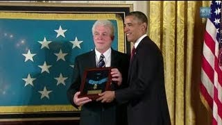 Emil Kapaun Presented the Medal of Honor (Official White House News Feed) (HD)