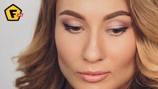 Видео-урок ➔ СВАДЕБНЫЙ МАКИЯЖ ✔ Нежный макияж на свадьбу