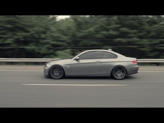 BMW 3 Series on 20