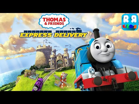 Thomas & Friends: Express Delivery - Train Adventure (By Bud