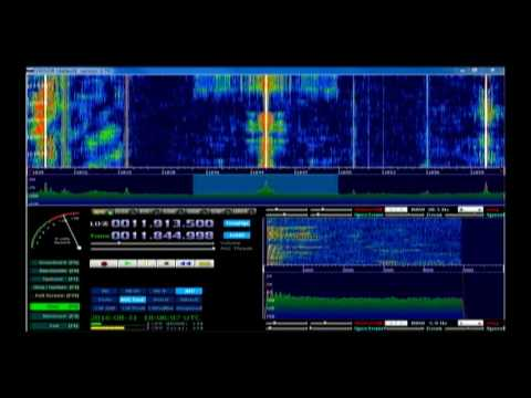 Radio Praha 18 utc on 11845 khz 31 August 2016