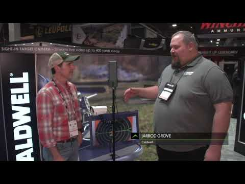SHOT Show 2019: Caldwell Sight-In Target Cam