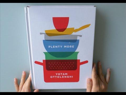 Plenty More Cookbook by Yotam Ottolenghi