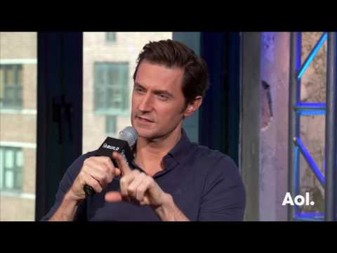 "Richard Armitage And Michelle Forbes Discuss Their Show, ""Berlin Station"" 