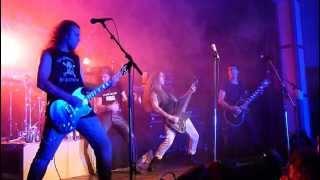 "Dave Evans ""Judgement Day"" live at S.O.S. Fest 2013"
