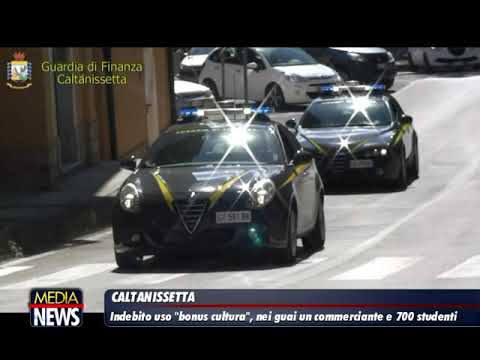 Caltanissetta, truffa sul bonus cultura riservato a 700 diciottenni