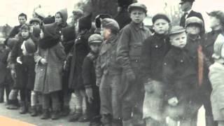 Ernst Michaneks bilder från finska gränsen 1944