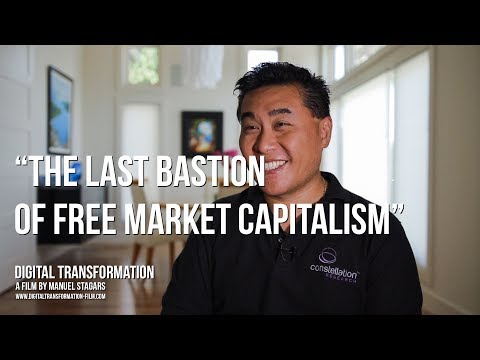 "Digital Transformation: Ray Wang on ""The Last Bastion of Free Market Capitalism"""