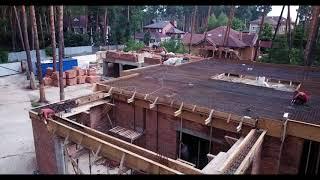 Строительство дома в английском стиле/ Бюро уютной архитектуры К. Хоруженко
