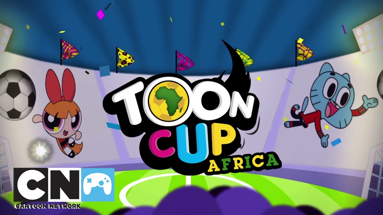 Toon Cup Africa | Play Now! | Cartoon Network - YouTube